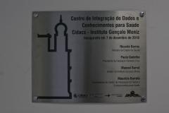 INAUGURAÇÃO CIDACS 201629