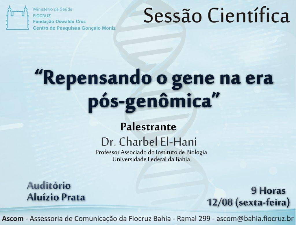 Repensando o gene na era pós-genômica