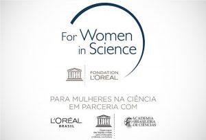 para mulheres na ciencia 2017