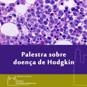 Facebook Palestra Doença de Hodgkin