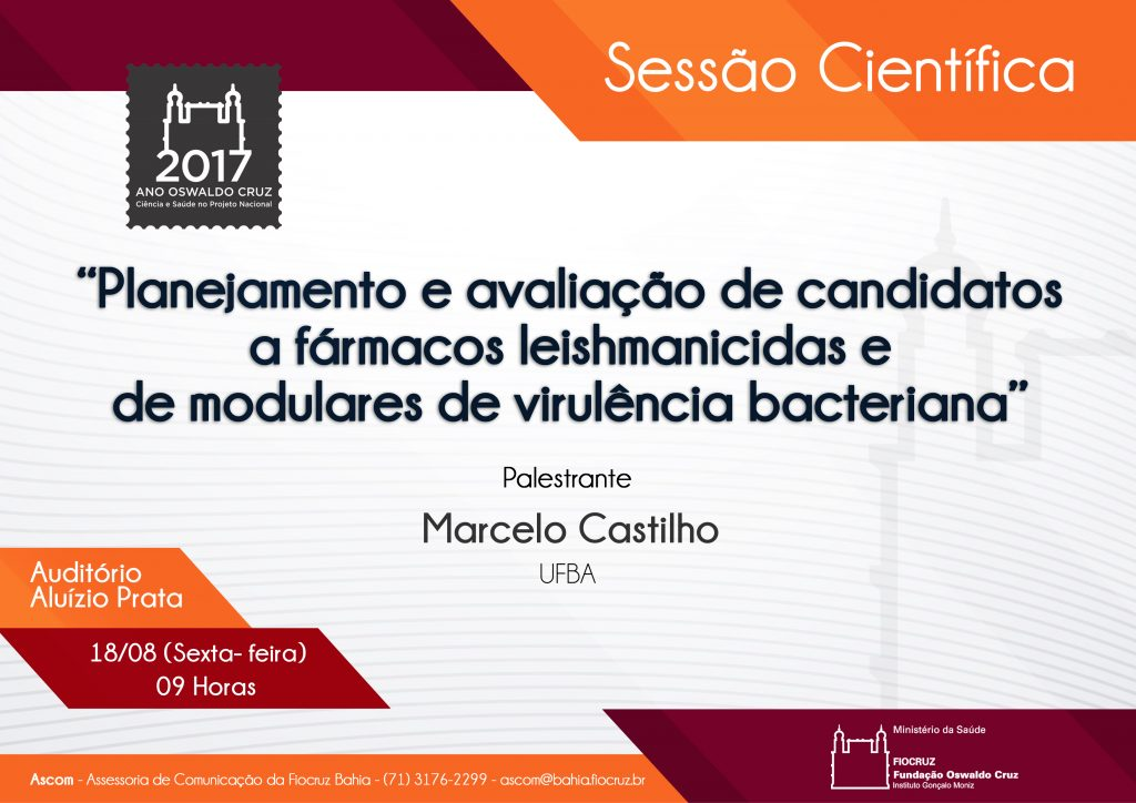 Marcelo Castilho S cientifica